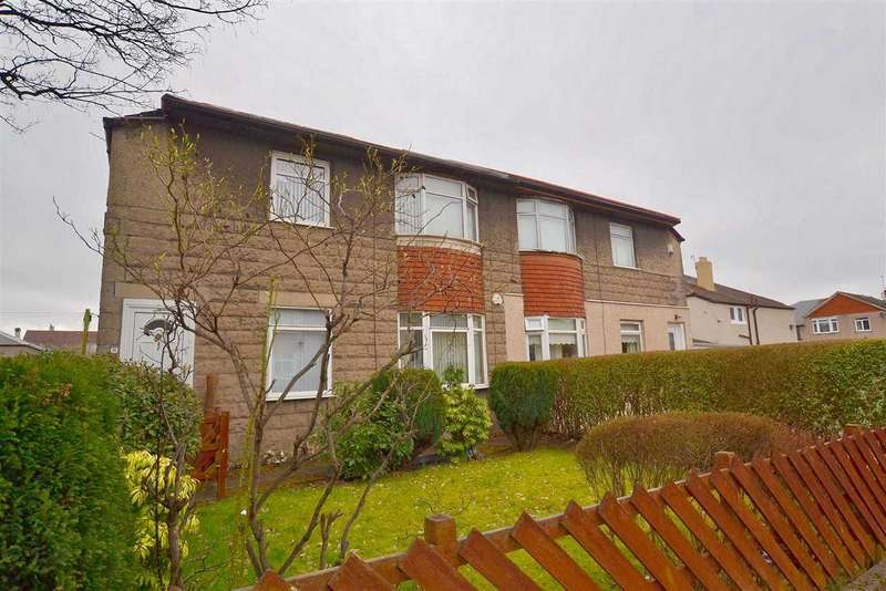 2 Bedrooms Cottage House for sale in Crofton Avenue, Croftfoot, Glasgow