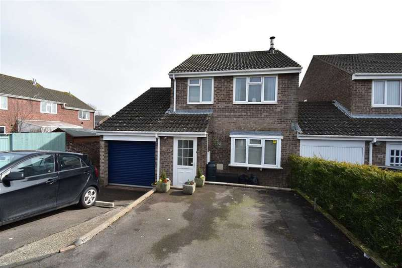 3 Bedrooms Detached House for sale in Maple Avenue, Bulwark, Chepstow
