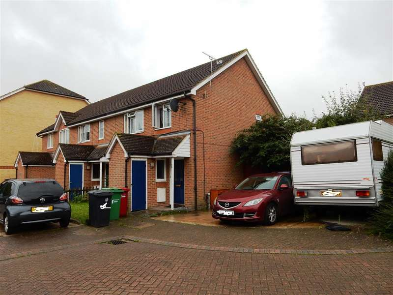 3 Bedrooms End Of Terrace House for sale in Biddles Close, Slough, Slough
