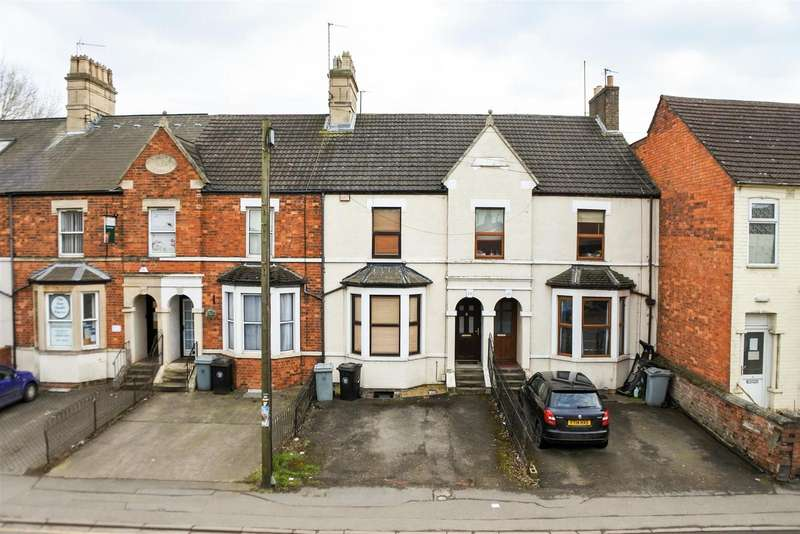 4 Bedrooms Terraced House for sale in St. Catherines Road, Grantham