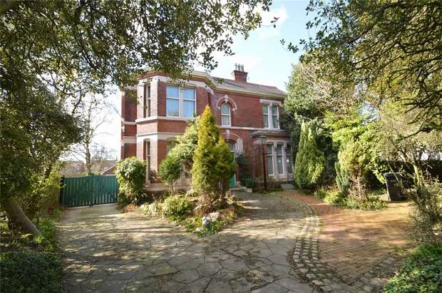 5 Bedrooms Semi Detached House for sale in Bramhall Lane, Davenport, Stockport, Cheshire