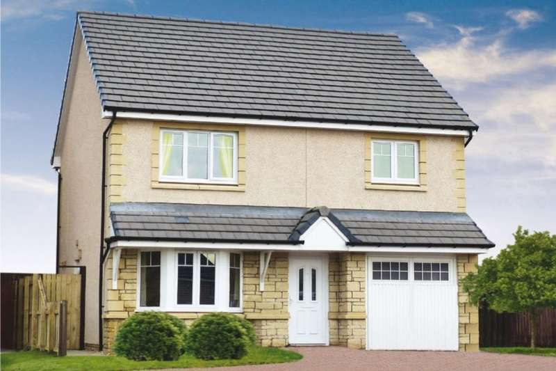 4 Bedrooms Semi Detached House for sale in (the Cuillin) Alloa Park Drive, Alloa, FK10