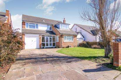 5 Bedrooms Detached House for sale in Sutton Road, Formby, Merseyside, England, L37