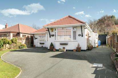 3 Bedrooms Bungalow for sale in Thomas Avenue, Dyserth, Denbighshire, ., LL18