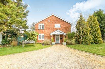 4 Bedrooms Detached House for sale in Pillmoss Lane, Lower Whitley, Warrington, Cheshire