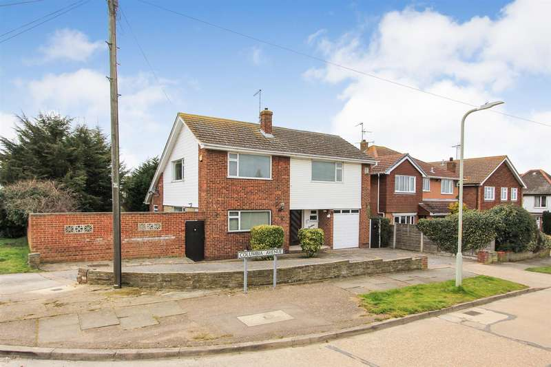 3 Bedrooms Detached House for sale in Columbia Avenue, Whitstable