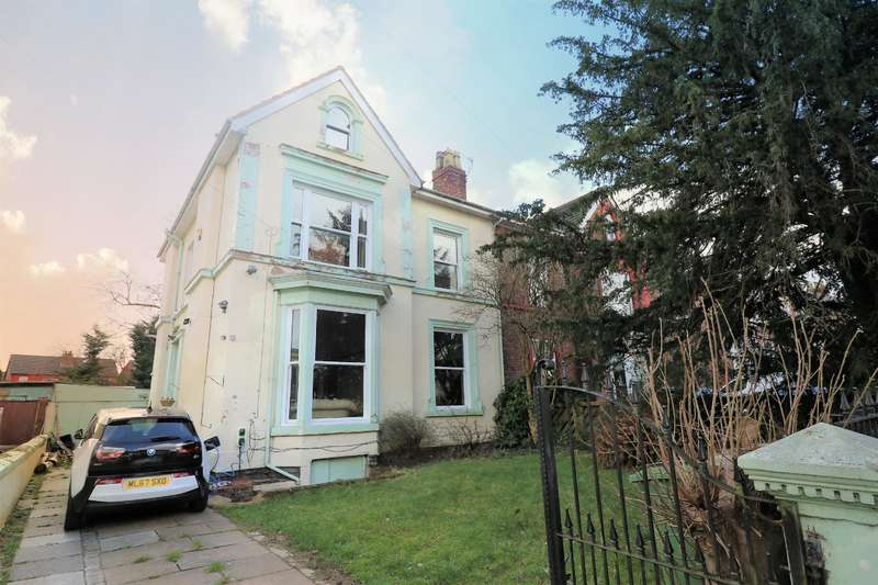 6 Bedrooms House for sale in Green Lawn, Birkenhead, Wirral, CH42 2DZ