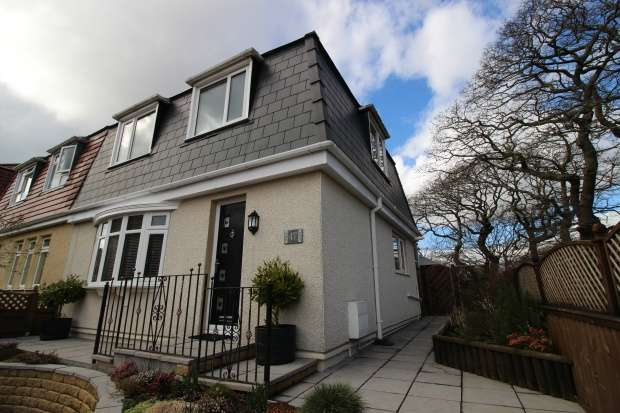 3 Bedrooms Semi Detached House for sale in Park Road, Swansea, Gwent, SA4 3EP