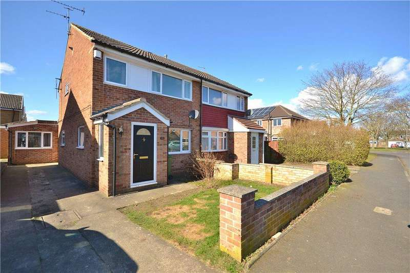 3 Bedrooms Semi Detached House for sale in Osprey Close, Norton, Stockton-On-Tees