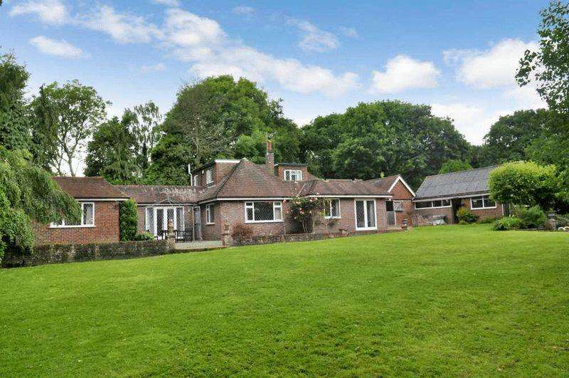 5 Bedrooms Equestrian Facility Character Property for sale in Five Ash Down, Uckfield, East Sussex