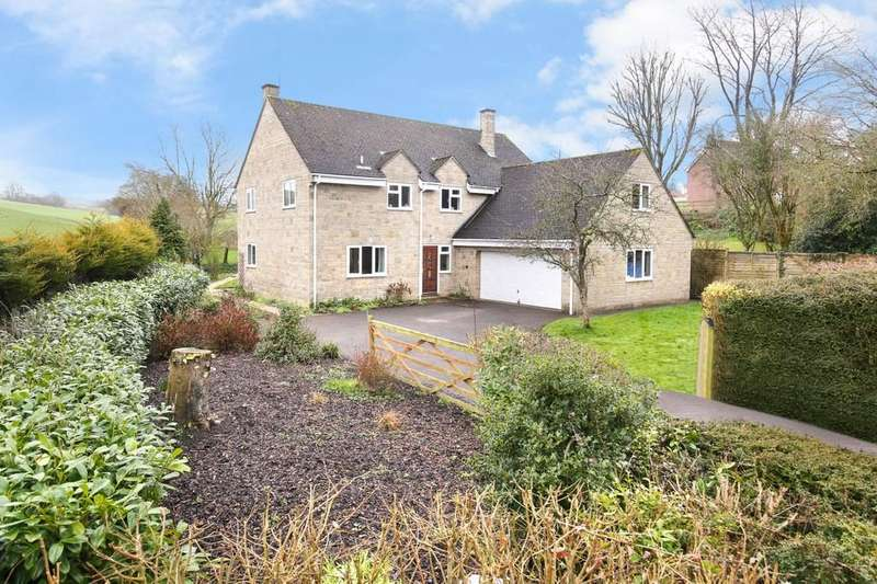 4 Bedrooms Detached House for sale in Lyes Green, Corsley