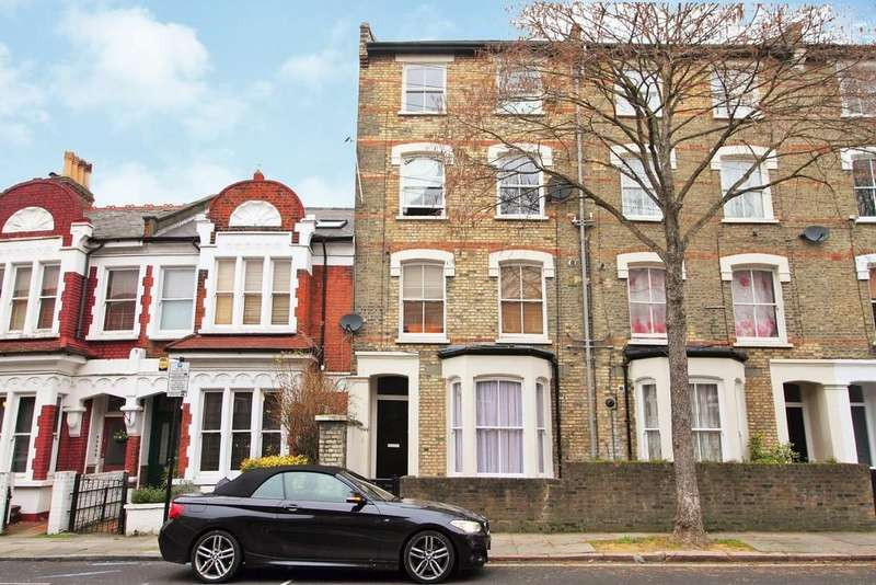 1 Bedroom Apartment Flat for sale in Moray Road N4 3LD