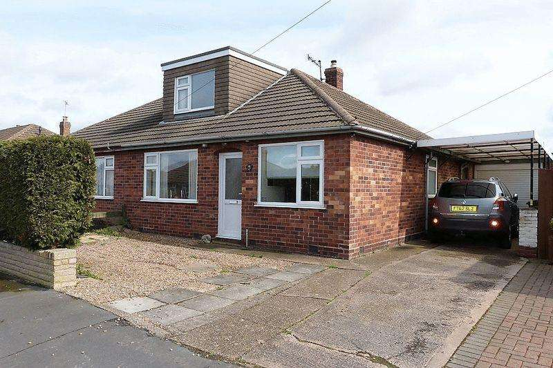 3 Bedrooms Bungalow for sale in Mowbray Drive, Syston
