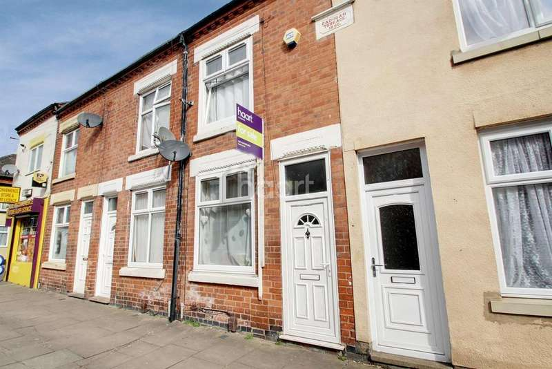 3 Bedrooms Terraced House for sale in Pool Road, Leicester