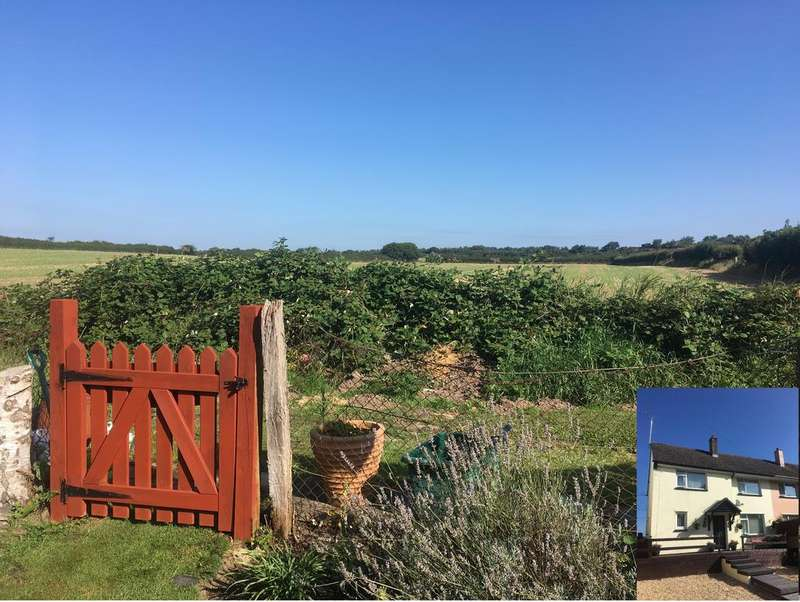 3 Bedrooms Semi Detached House for sale in Middlefield Cottages, East Stoke, Wareham BH20