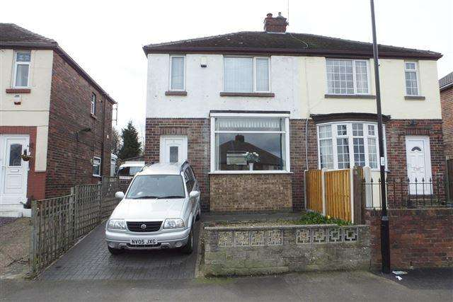 3 Bedrooms Semi Detached House for sale in Greenwood Road, Sheffield, S9 4GS