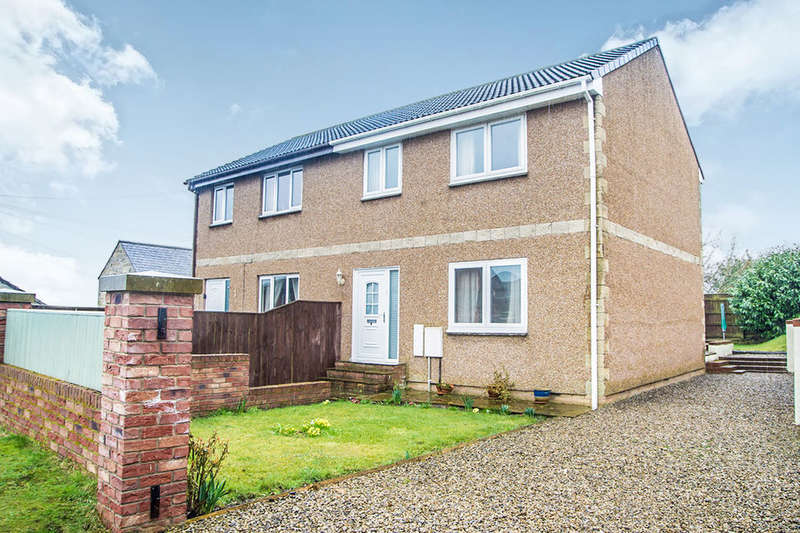 3 Bedrooms Semi Detached House for sale in Alnwick, NE66