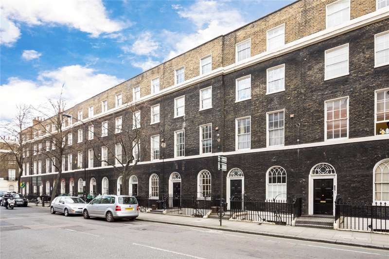 2 Bedrooms Flat for sale in Calthorpe Street, London, WC1X