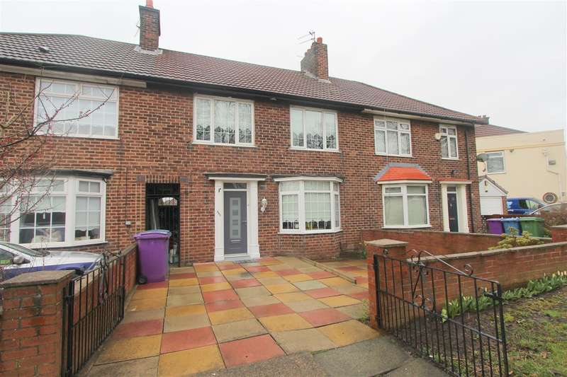 3 Bedrooms Semi Detached House for sale in Queens Drive, Stoneycroft, Stonycroft, Liverpool