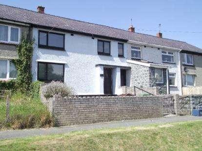 4 Bedrooms Terraced House for sale in Queens Avenue, Bangor, Gwynedd, LL57