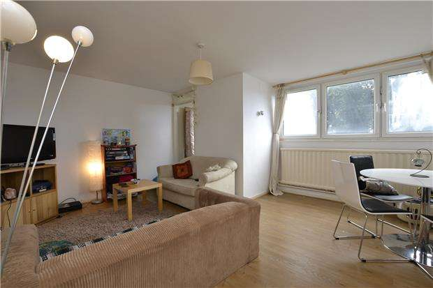 3 Bedrooms Maisonette Flat for sale in Down View, Ashley Down Road, Bristol, BS7 9BP