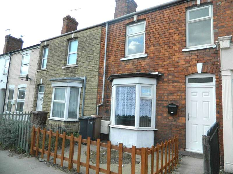 3 Bedrooms Terraced House for sale in Newark Road, Lincoln, LN5 8NL