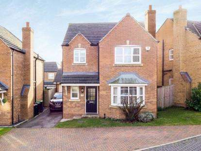 3 Bedrooms Detached House for sale in Dane Grove, Annesley, Nottingham, Nottinghamshire