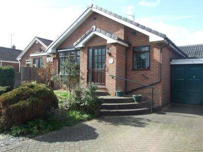 3 Bedrooms Bungalow for sale in Owthorpe Road, Cotgrave, Nottingham, Nottinghamshire