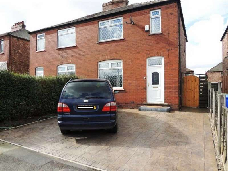 3 Bedrooms Semi Detached House for sale in Lewis Road, Droylsden, Manchester