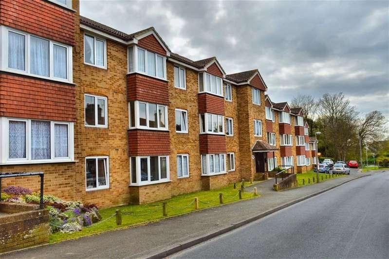 1 Bedroom Retirement Property for sale in Pondsyde Court, Seaford, East Sussex
