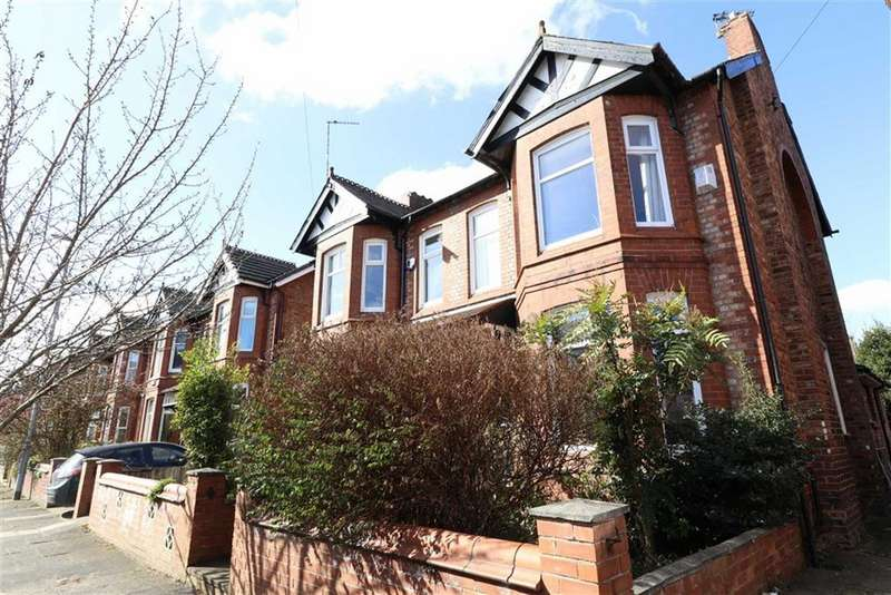 3 Bedrooms Semi Detached House for sale in Torbay Road, Chorlton, Manchester, M21