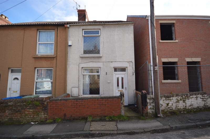 2 Bedrooms Terraced House for sale in Sanforth Street, Chesterfield, S41 8RS