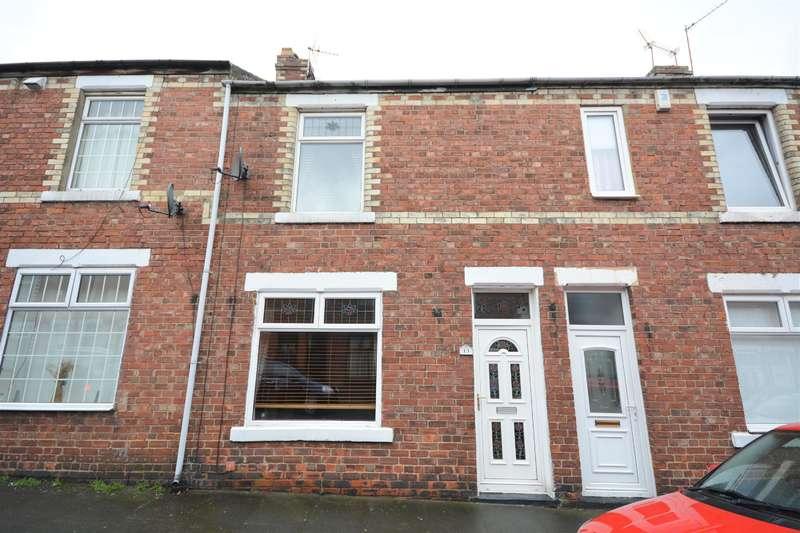 2 Bedrooms Terraced House for sale in Freville Street, Shildon, DL4 1JT
