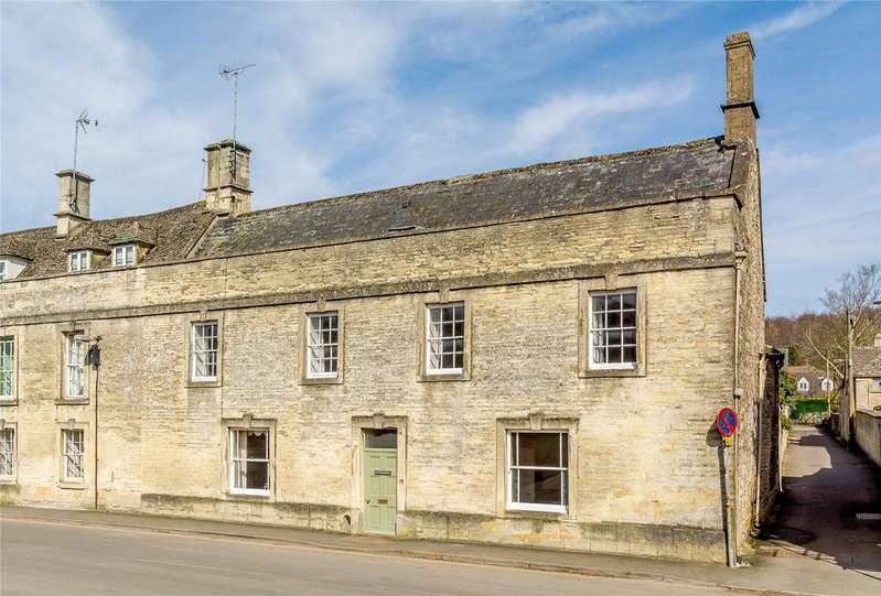 5 Bedrooms Town House for sale in Market Place, Northleach, Cheltenham, Gloucestershire