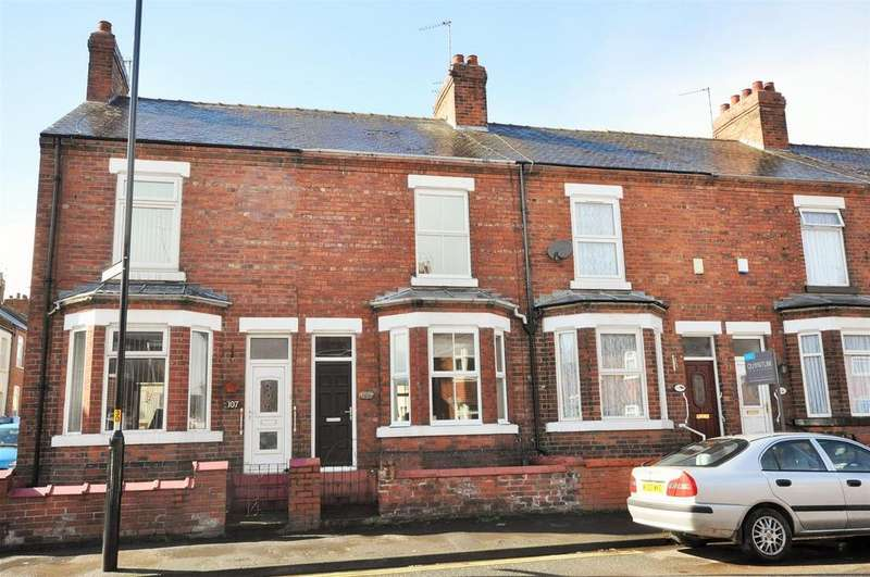 2 Bedrooms Terraced House for sale in Huntington Road, York, YO31 8RR