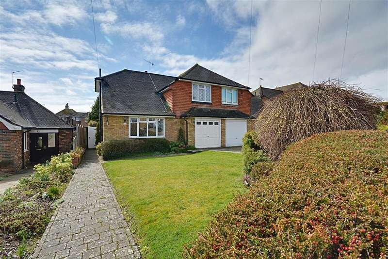 3 Bedrooms Semi Detached House for sale in Bushy Croft, Bexhill-On-Sea