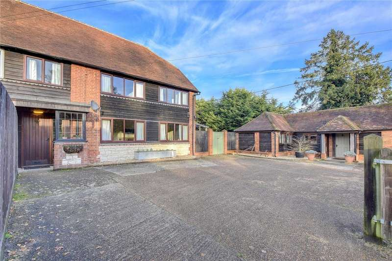 5 Bedrooms Barn Conversion Character Property for sale in Torberry Farm, Hurst, Petersfield, West Sussex