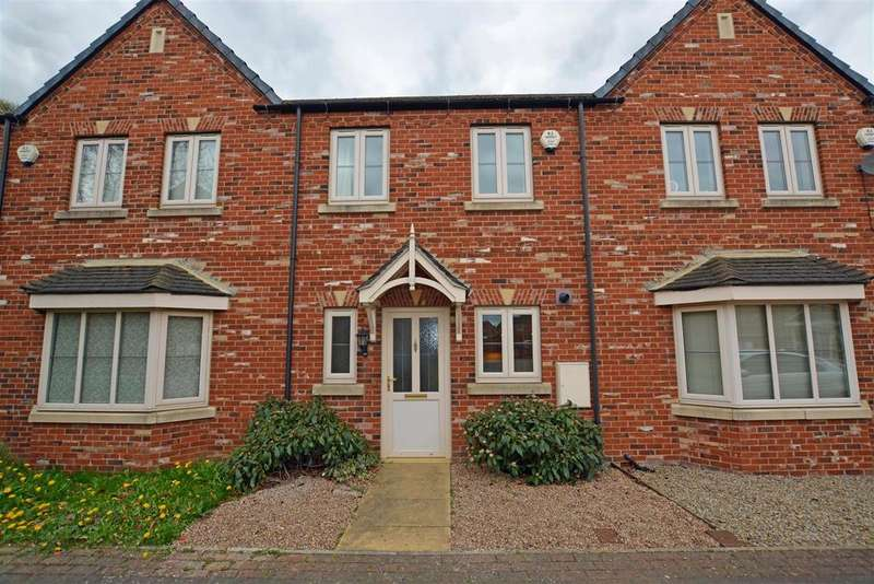 2 Bedrooms Town House for sale in Cherrytree Gardens, Crowle, Scunthorpe