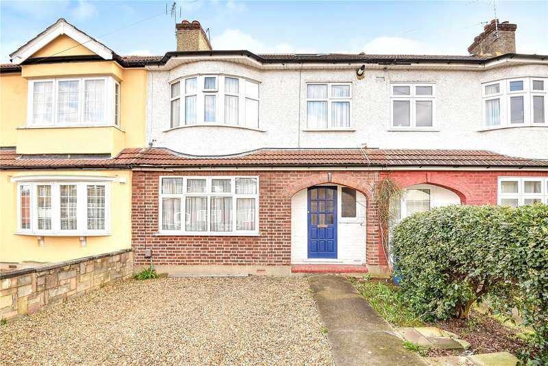 4 Bedrooms Terraced House for sale in Tregenna Avenue, Harrow, Middlesex, HA2