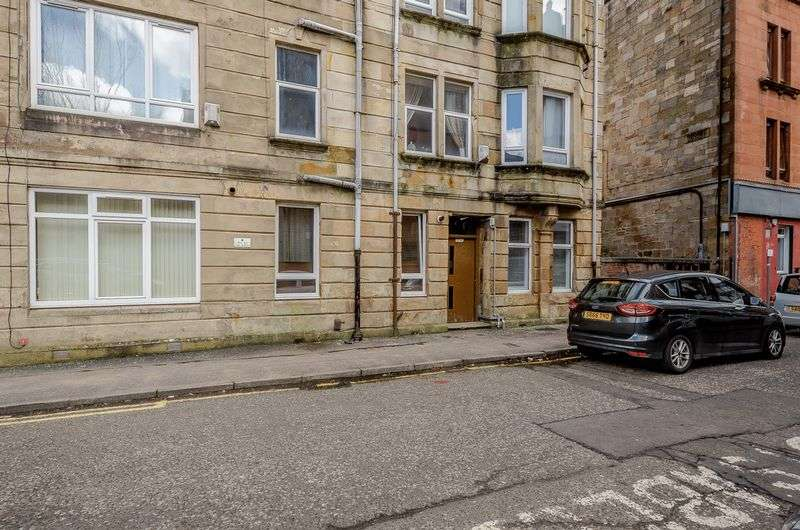 1 Bedroom Property for sale in Stow Street, Paisley