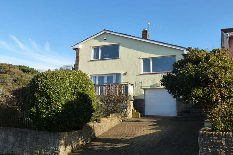 4 Bedrooms Detached House for sale in Riverleaze, Portishead, Bristol, BS20