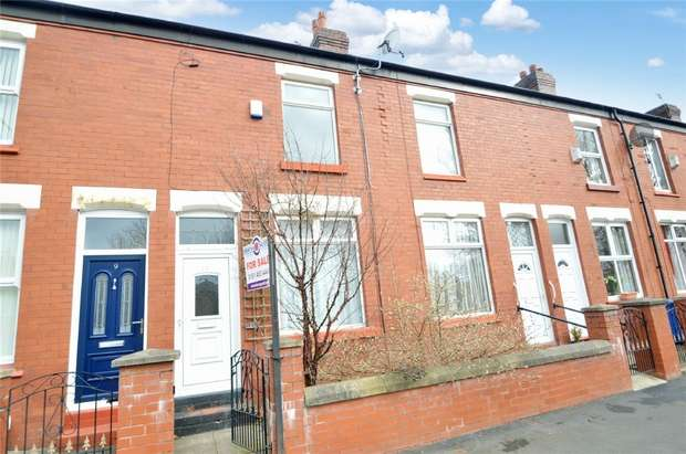 2 Bedrooms Terraced House for sale in Kimberley Street, Shaw Heath, Stockport, GB