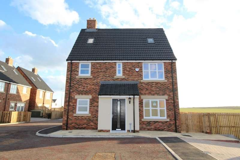 5 Bedrooms Detached House for sale in Thill Stone Mews Mill Lane, Whitburn, Sunderland, SR6