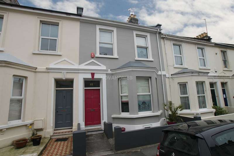 5 Bedrooms Terraced House for sale in Palmerston Street, Stoke, PL1 5LJ