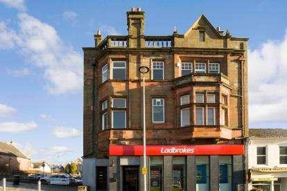 2 Bedrooms Flat for sale in Church Street, Coatbridge