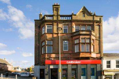 2 Bedrooms Flat for sale in Church Street, Coatbridge