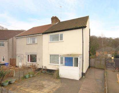 2 Bedrooms Semi Detached House for sale in Milldale Road, Sheffield, South Yorkshire