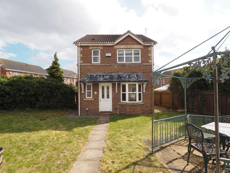 3 Bedrooms Detached House for sale in Raleigh Drive, Victoria Dock, Hull, HU9 1UN