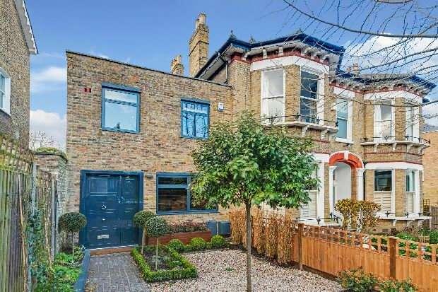 3 Bedrooms Flat for sale in Bloomfield Road, Highgate, N6