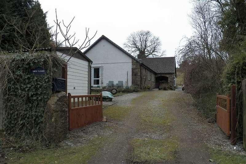 4 Bedrooms Property for sale in Broadlay, Ferryside